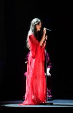 OLIVIA RODRIGO Performs at 2021 Brit Awards at O2 Arena in London 05/11/2021