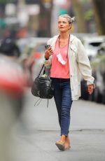PAULINA PORIZKOVA Out in New York 05/04/2021