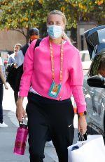 PETRA KVITOVA Arrives at Her Hotel After Training at Roland Garros 05/29/2021