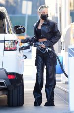 PIA MIA at a Gas Station in Los Angeles 05/21/2021