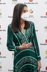 QUEEN LETIZIA OF SPAIN at SM Awards for Children
