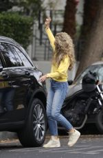 REBECCA GAYHEART Out in los Angeles 05/06/2021