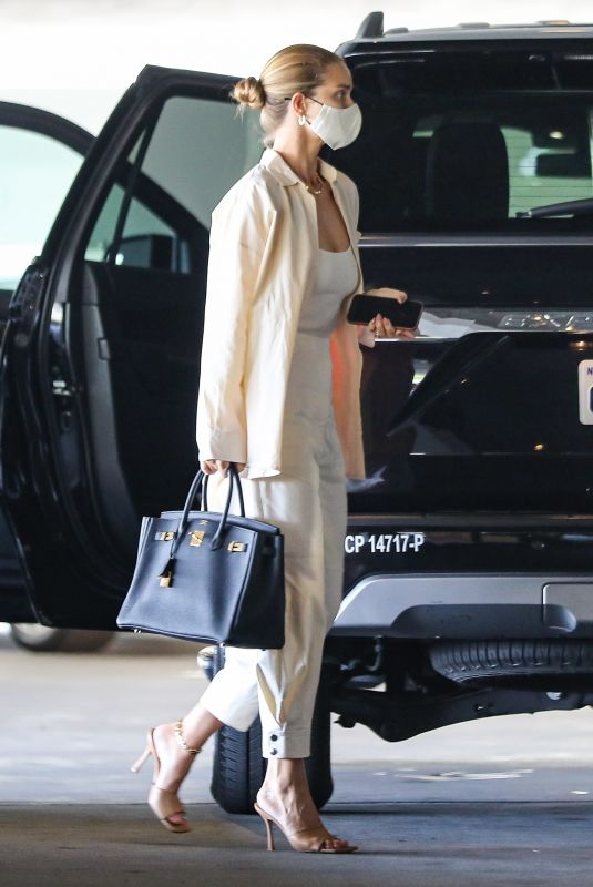 ROSIE HUNTINGTON-WHITELEY Out and About in West Hollywood 05/06/2021