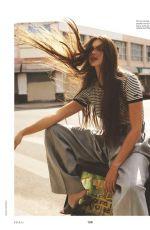 SARA SAMPAIO in Elle Magazine, Russia March 2021