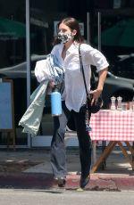 SCOUT WILLIS Leaves Dry Cleaning in Los Feliz 05/11/2021