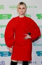 SELENA GOMEZ at Global Citizen Vax Live in Inglewood 05/02/2021