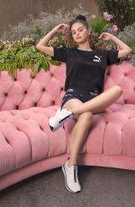 SELENA GOMEZ for Puma Softride Sophia 2021 Campaign