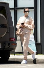 SHAY MITCHELL at P. Volve Fitness Center in West Hollywood 05/18/2021