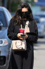 SHAY MITCHELL Leaves a Spa in West Hollywood 05/17/2021