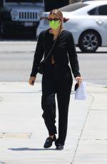 SOFIA RICHIE Arrives at Cedar Sinai in Beverly Hills 05/12/2021