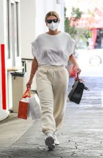 SOFIA RICHIE at a Dermatologist in Beverly Hills 05/25/2021