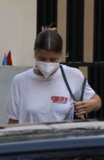 SOFIA RICHIE Leaves Her House in Los Angeles 05/27/2021