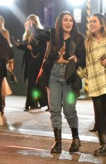 SOPHIE KASAEI and MARNIE SIMPSON Night Out in London 05/10/2021