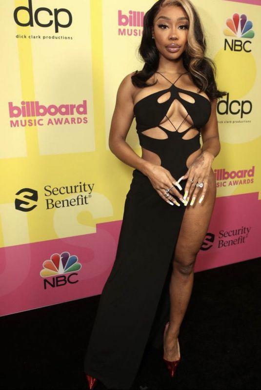 SZA at 2021 Billboard Music Awards in Los Angeles 05/23/2021