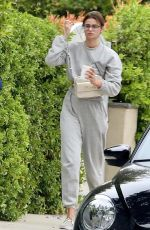 TAYLOR HILL Out for Coffee in West Hollywood 05/13/2021
