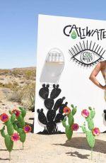 VANESSA HUDGENS at Caliwater Escape at Mojave Moon Ranch in Joshua Tree 04/30/2021