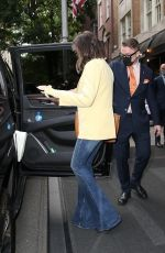 VICTORIA BECKHAM Leaves Her Hotel in New York 05/26/2021