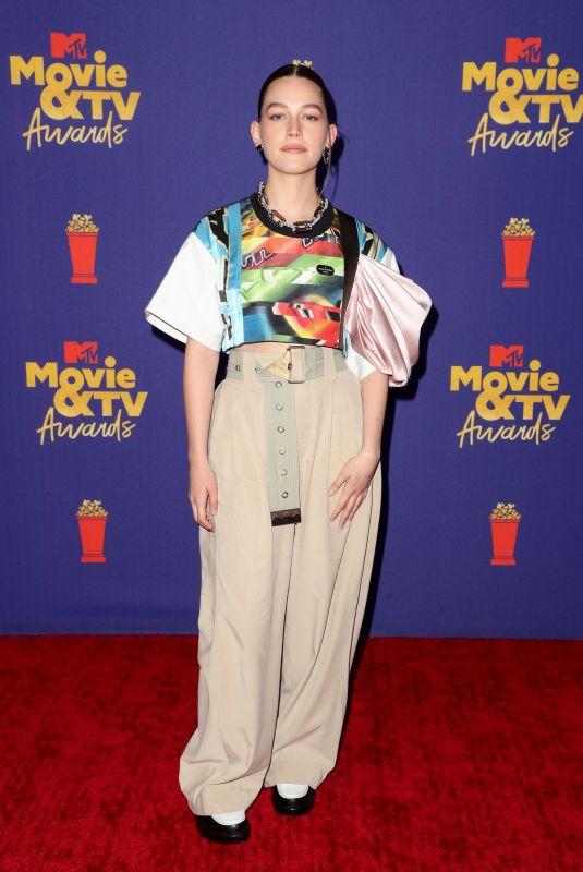 VICTORIA PEDRETTI at 2021 MTV Movie Awards in Los Angeles 05/16/2021