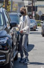 WHITNEY PORT Out Shopping in Studio City 05/07/2021