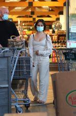 XAMILA CABELLO Shopping at Erewhon Market in West Hollywood 05/10/2021