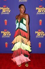YVONNE ORJI at 2021 MTV Movie Awards in Los Angeles 05/16/2021