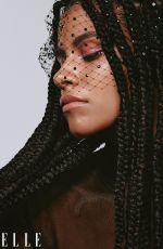 ZAZIE BEETZ in Elle Magazine, May 2021