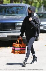ZOEY DEUTCH Out and About in Los Angles 05/03/2021
