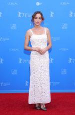 ALBA BAPTISTA at European Shooting Stars Awards 06/13/2021