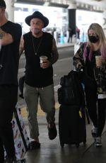 ALEXA BLISS at Los Angeles International Airport 06/09/2021