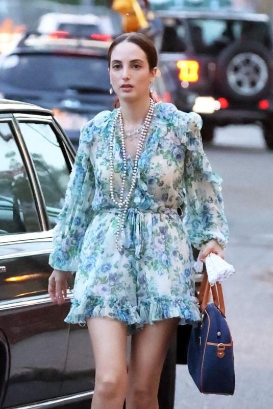 ALEXA RAY JOEL Out Shopping in New York 06/26/2021