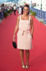 ALICE BELAIDI at 35th Cabourg Film Festival 06/11/2021