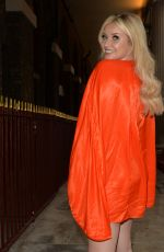 AMY HART at Hairspray The Musical Press Night in London 06/29/2021