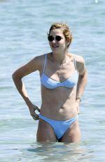ANA BEATRIZ BARROS in Bikini at a Beach in Mykonos 06/18/2021