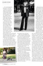 ANA DE ARMAS in Fairlady Magazine, July 2021
