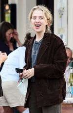 ANAIS GALLAGHER Out in London 06/08/2021