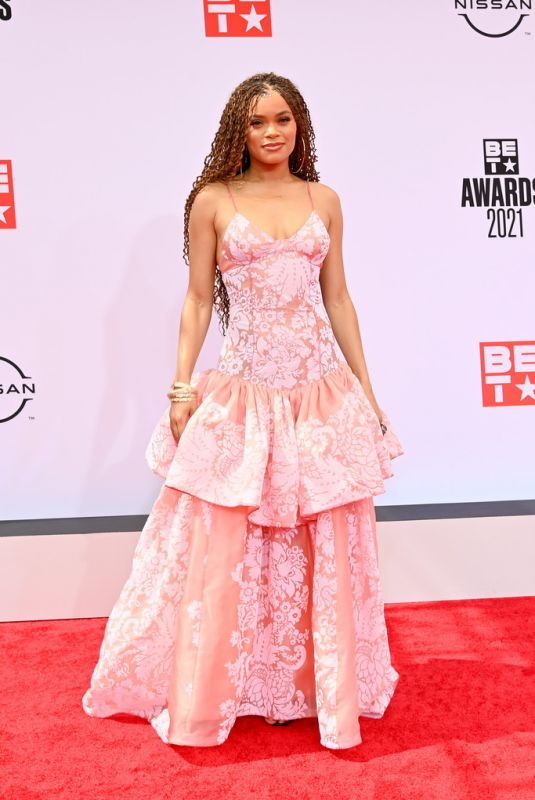 ANDRA DAY at 2021 BET Awards in Los Angeles 06/27/2021