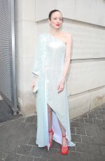 ANDREA RISEBOROUGH at Alice: Curiouser and Curiouser Private View in London 06/23/2021
