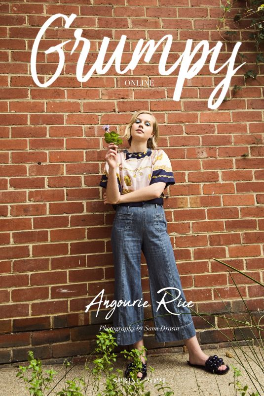 ANGOURIE RICE in Grumpy Magazine, May 2021