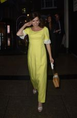 ANNA FRIEL at Petersham Nurseries x Lily Lewis: Safe Spaces Private View and Dinner in London 06/17/2021
