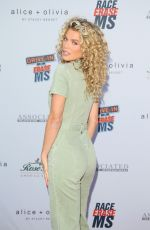 ANNALYNNE MCCORD at 2021 Race to Erase MS Gala in Pasadena 06/04/2021