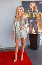 ANNALYNNE MCCORD at a Feral State Premiere in Los Angeles 06/02/2021