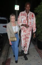 ASHLEY BENSON at 40 Love in West Hollywood 06/19/2021