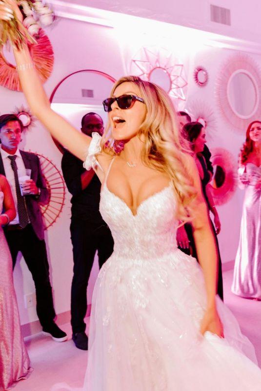 ASHLEY SCHULTZ - Wedding Instagram Photos 06/22/2021