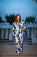 AUDREY FLEUROT at 60th Monte Carlo Film Festival Opening Ceremony in Monaco 06/18/2021