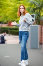 AUDREY FLEUROT at Disney