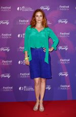 AUDREY FLEUROT at TV Series Party at 60th Monte Carlo Tv Festival 06/19/2021