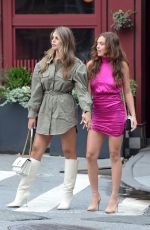 BBROOKS and GRACE ANN NADER Out in New York 06/13/2021
