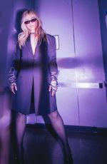 BEBE REXHA in Contents Magazine, Spring 2021
