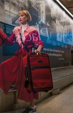 BELLA HADID in Vogue Magazine, June/July 2021
