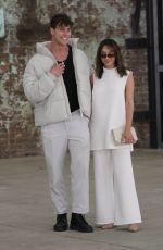 BELLA VARELIS at Afterpay Australian Fashion Week Street Style in Sydney 06/03/2021